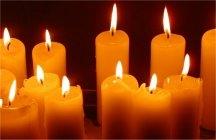 شش میلیون شمع روشن
